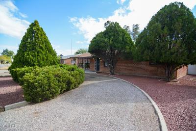 Tucson Single Family Home For Sale: 4334 E Cooper Circle