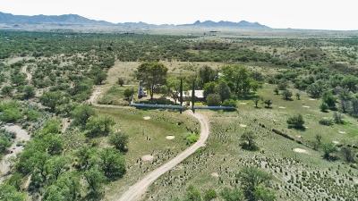 Sonoita Single Family Home For Sale: 28671 S Sonoita Highway