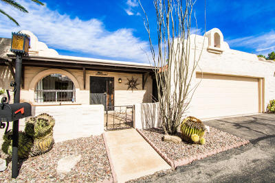 Tucson Townhouse For Sale: 285 S Kolb Road #33