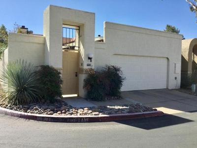 Tucson Townhouse For Sale: 7540 E Beach Drive