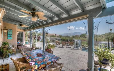Tucson Single Family Home For Sale: 4256 N Paseo Rancho