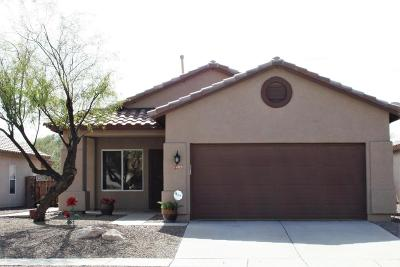 Tucson Single Family Home For Sale: 7409 W River Rim Place
