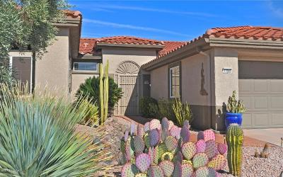 Oro Valley Single Family Home Active Contingent: 13682 N Pima Spring Way