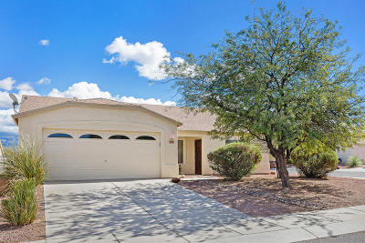 Tucson Single Family Home For Sale: 8744 N New Moon Place