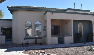 Tucson Townhouse For Sale: 2385 W Via Di Silvio