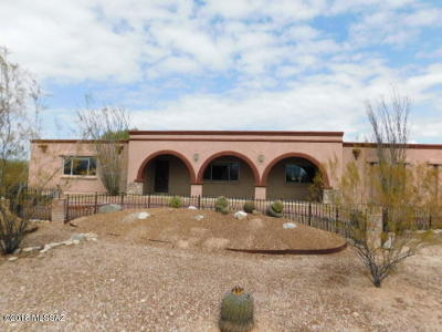 Tucson Single Family Home For Sale: 5305 N Estelle Drive