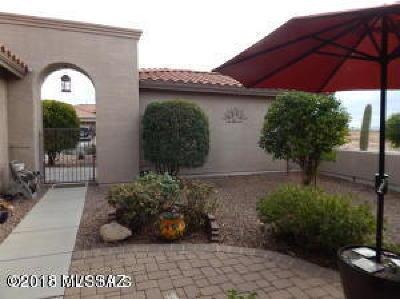 Quail Creek (1-306) Single Family Home For Sale: 2595 E Genevieve Way
