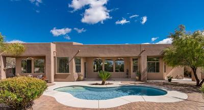 Oro Valley Single Family Home For Sale: 12561 N Red Eagle Drive