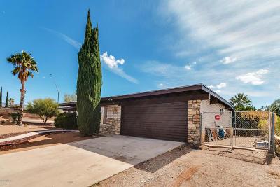 Single Family Home For Sale: 9470 E Palm Tree Drive