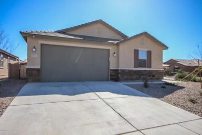 Marana Single Family Home For Sale: 11617 W Granville Drive