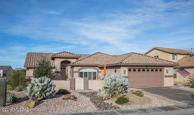 Green Valley AZ Single Family Home For Sale: $279,900