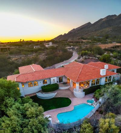 Tucson Single Family Home For Sale: 6144 E Finisterra