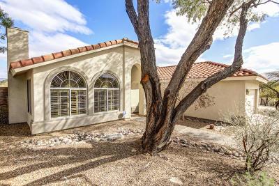 Tucson Single Family Home For Sale: 4762 N Mayfair Circle Circle