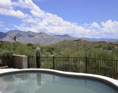Tucson Single Family Home For Sale: 4922 N Paseo Sonoyta