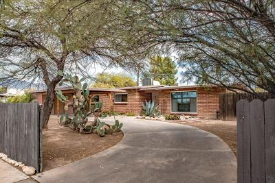 Tucson Single Family Home For Sale: 2642 N Swan Road