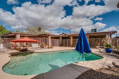 Tucson Single Family Home For Sale: 59 N Linda Avenue