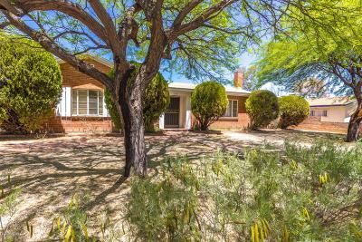 Tucson Single Family Home For Sale: 2161 E Juanita Street