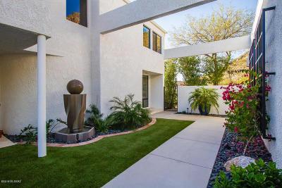 Tucson Single Family Home For Sale: 4560 E Ina Road