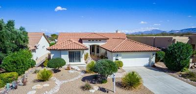 Green Valley Single Family Home For Sale: 2297 E Desert Pueblo Pass