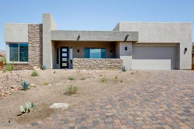 Oro Valley Single Family Home For Sale: 917 W Enclave Canyon Court #Lot 31