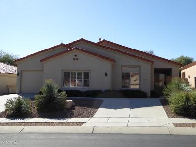 Tucson Single Family Home For Sale: 7356 E Vuelta Rancho Mesquite