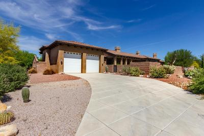 Tucson Single Family Home For Sale: 5129 W Camino De Manana