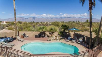 Tucson Single Family Home For Sale: 9886 Holden Place