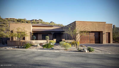 Tucson Single Family Home For Sale: 6220 E Tanuri Valley Place