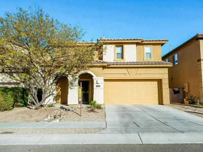 Tucson Single Family Home Active Contingent: 5026 N Homecoming Court