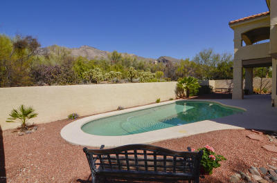 Tucson Single Family Home For Sale: 6381 N Calle Campeche