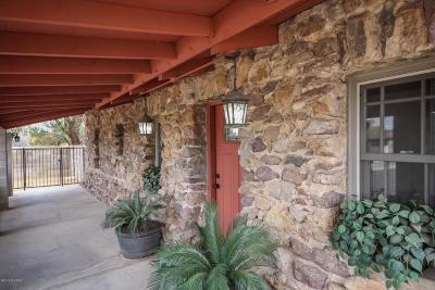 Tucson Single Family Home For Sale: 1200 E Edison Street
