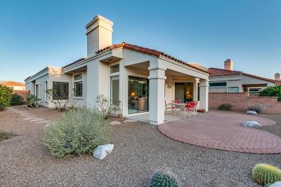 Tucson Single Family Home For Sale: 5507 N Via Papavero