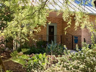 Tucson Townhouse For Sale: 3007 N Gaia Place