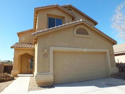Marana Single Family Home For Sale: 12275 N Parula Drive