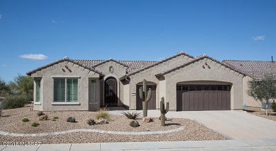 Green Valley Single Family Home Active Contingent: 723 N Copper View Drive