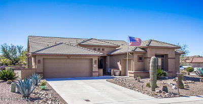 Green Valley AZ Single Family Home For Sale: $345,000