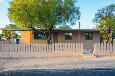 Tucson Single Family Home For Sale: 918 W Ohio Street