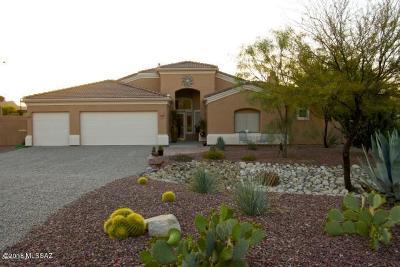 Tucson Single Family Home For Sale: 7691 N Via Atascadero