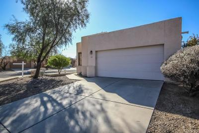 Tucson Single Family Home For Sale: 1861 W River Otter Drive