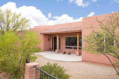 Single Family Home Active Contingent: 8644 S Long Bar Ranch Place