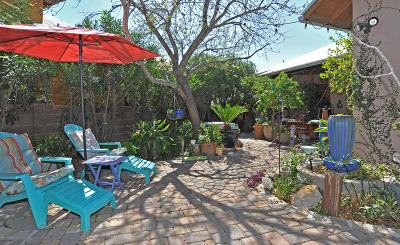 Tucson Single Family Home For Sale: 1333 E Renfrew Place