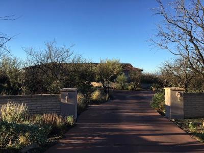 Tucson AZ Single Family Home For Sale: $699,900