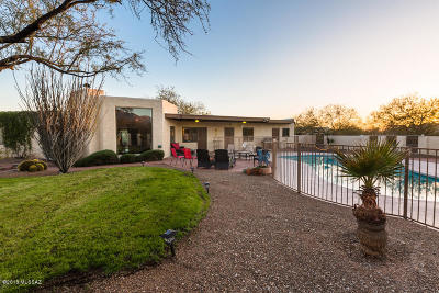 Tucson Single Family Home For Sale: 3981 N Longfellow Avenue