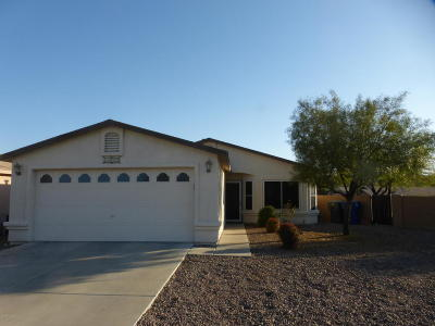 Tucson AZ Single Family Home For Sale: $173,000