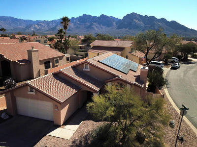 Oro Valley Single Family Home For Sale: 10486 N Autumn Hill Lane