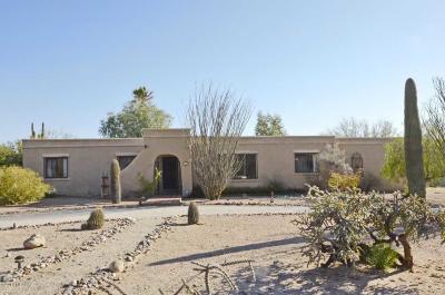Tucson Single Family Home For Sale: 7370 E Wikieup Circle