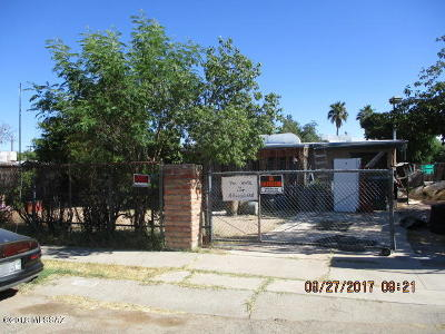 Pima County Single Family Home For Sale: 646 W Coventry Drive
