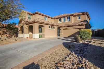 Marana Single Family Home For Sale: 12504 N Paseo Penuela