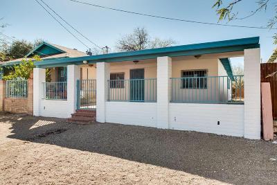 Tucson AZ Single Family Home For Sale: $180,000