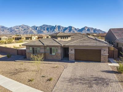 Oro Valley Single Family Home For Sale: 13530 N Trailing Indigo Court
